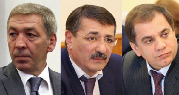Против Раюдина Юсуфова и нескольких других чиновников было заведено уголовное дело