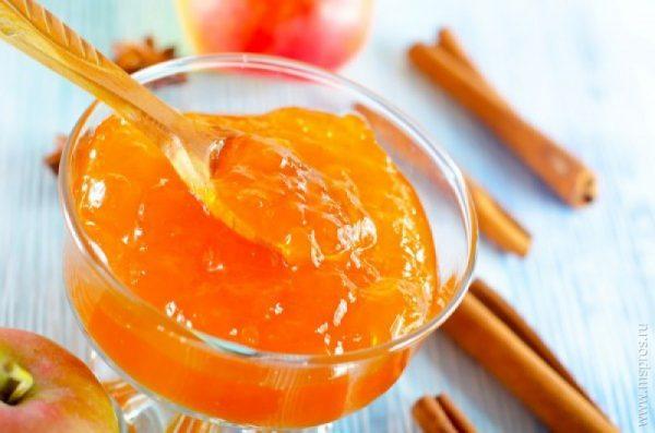 Сливовое варенье с апельсином