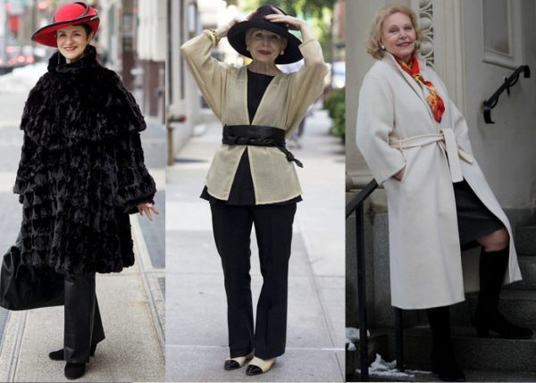 Верхняя одежда для женщин за 50