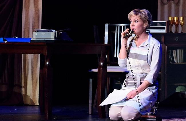 Игра Марии Куликовой в театре