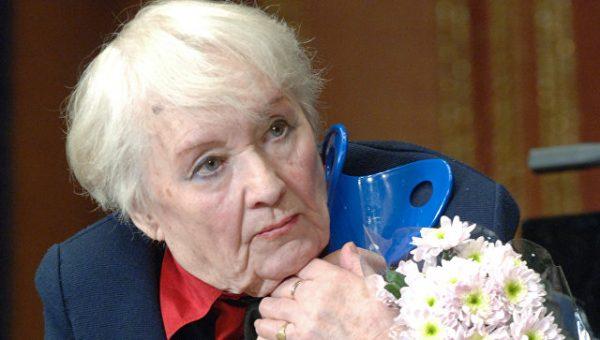 Скончалась известная актриса Татьяна Карпа в возрасте 102 года