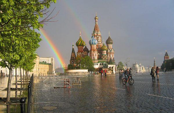 Какой будет погода в 2018 году в России