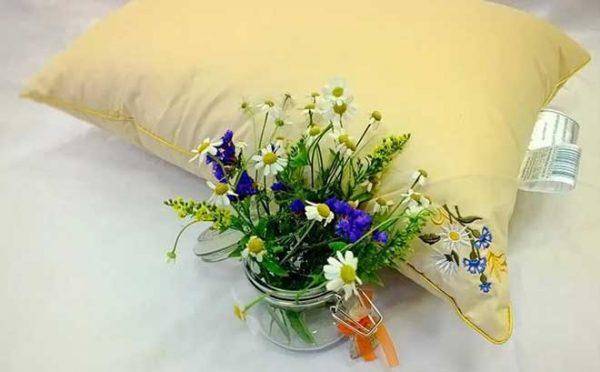 Подушки с лекарственными травами