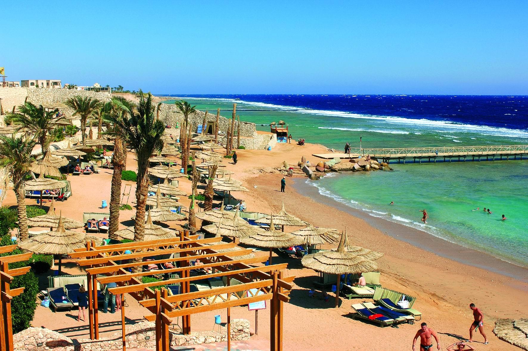 Отдыхать в Египте - одно удоволсьтвие