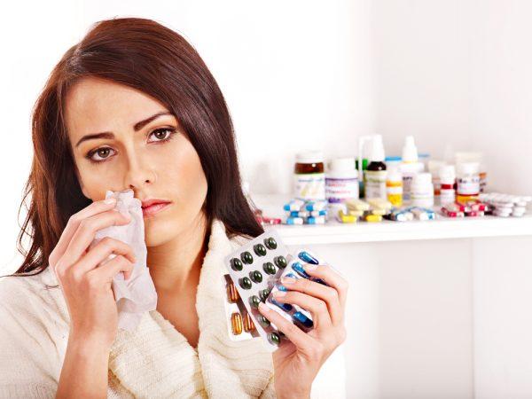 Лекарственные средства для лечения синусита
