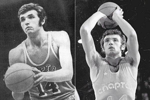 Легендарный баскетболист А. Белов