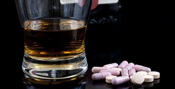 Препарат запрещено принимать совместно с алкоголем