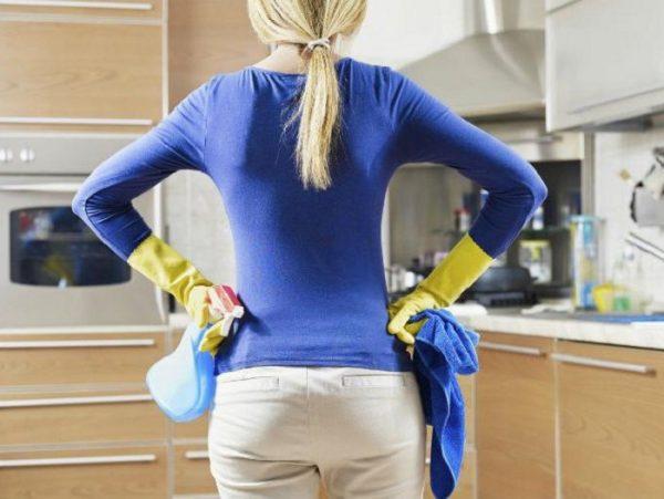 Сделайте генеральную уборку в доме