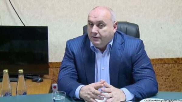 Мэр Махачкалы Муса Мсаев