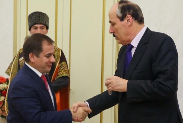 Раюдин Юсуфов работал в администрации президента Дагестанской республики
