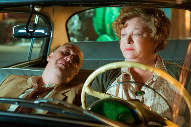 Кадр из фильма Оттепель