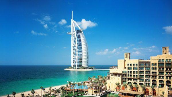 Отпуск в Дубае
