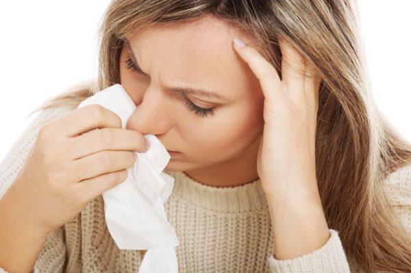Кровь из носа может быть первым симптомом опасных заболеваний