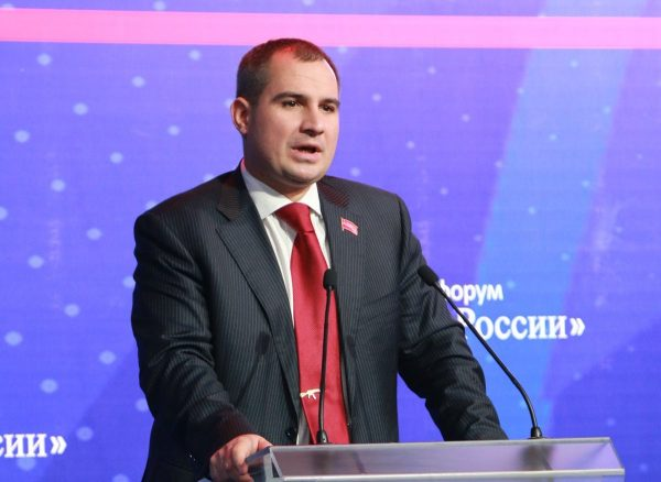 """Лидер партии """"Коммунисты России"""""""