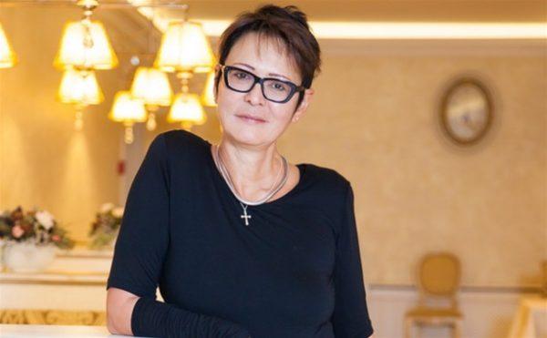 Ирина Хакамада известный политик