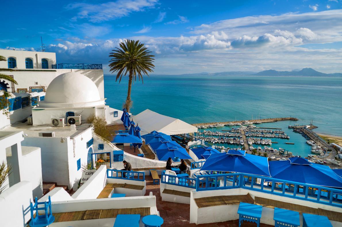 Отдых в Тунисе в августе самое удачное решение