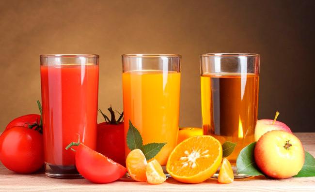 Употребление соков очень важно для диабетиков