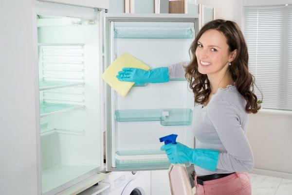 Почему возникает плохой запах в холодильнике