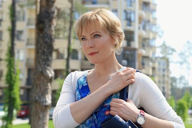 Мария Куликова скрывает своего избранника