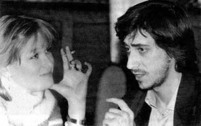 Евгений Дворжецкий и Нина Дворжецкая