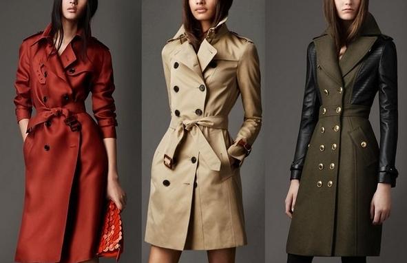 Модные пальто для весеннего сезона