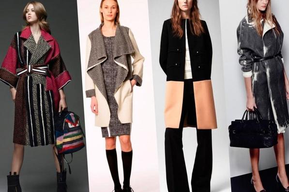 Какая верхняя одежда будет в моде в 2018 году