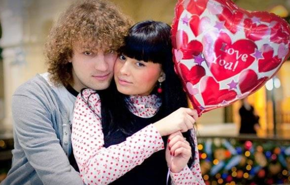 С бывшим мужем Никитой Кузнецовым