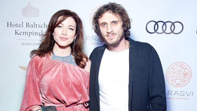 Алена Хмельницкая и ее новый муж