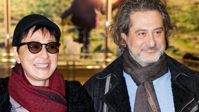 Ирина Мацуовна с мужем