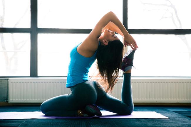 Время стоит подбирать для йоги согласно правилам