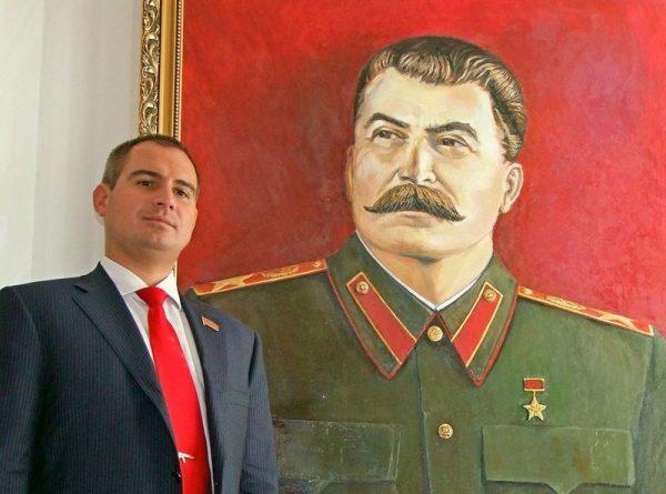 """Председатель ЦК партии """"Коммунисты России"""""""