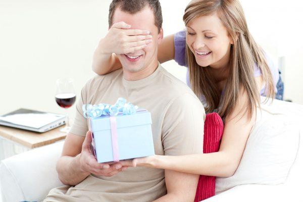 Подарок мужу на 23 февраля