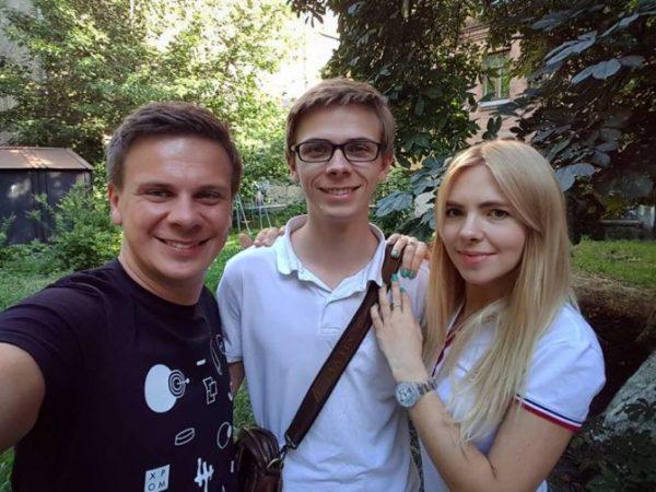 Дмитрий объездил весь мир