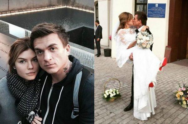 Влад Топалов расстался со своей женой Ксенией Данилиной
