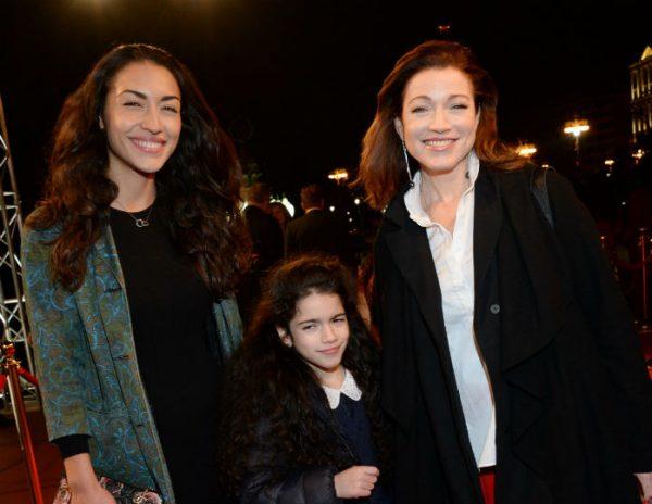 Хмельницкая с дочками