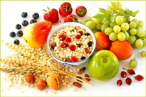 Полезные продукты способствуют быстрому лечению