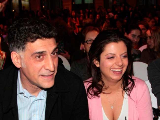 Тигран Кеосаян и Маргарина Симоньян