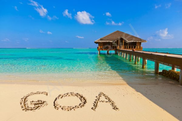 Экзотический остров Гоа