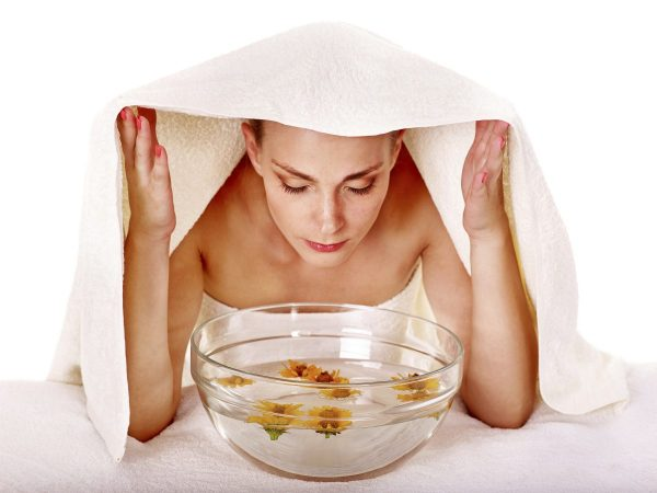 Паровые ванночки для носа