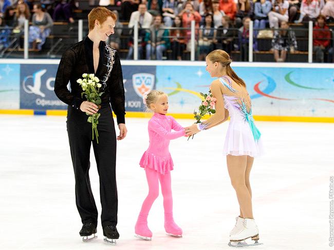 Участвовали на Олимпийских играх