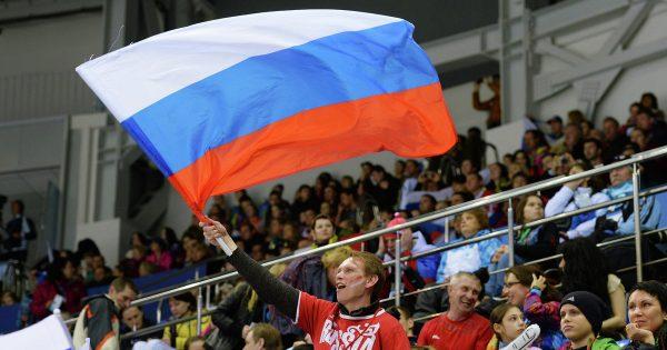 Много медалей российских спортсменов было потеряно