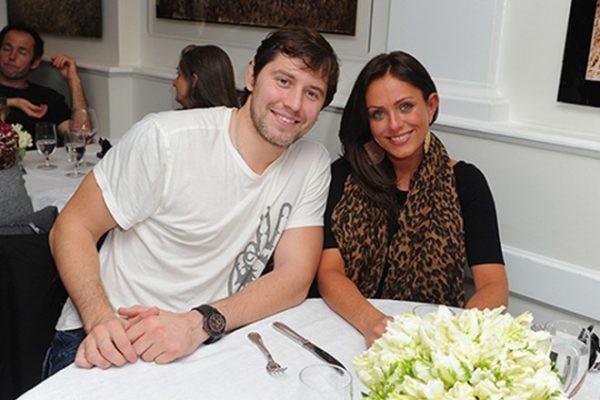 Александр Фролов и Юлия Началова