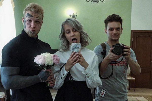 Фото со свадьбы сына Елены Яковлевой