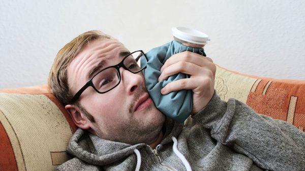 Лечение зубной боль дома