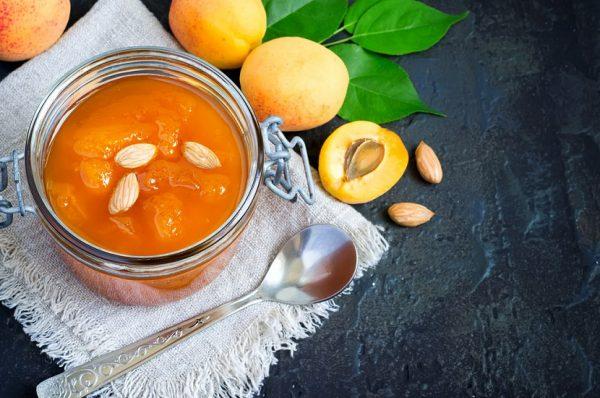 Варенье из абрикосов приготовленное в духовке