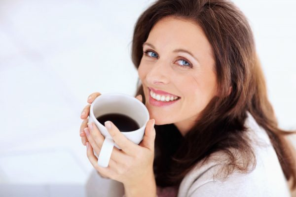 Беременным разрешено пить кофе только в утренние часы