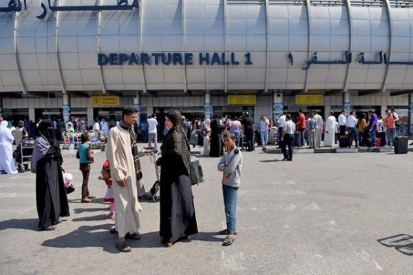 В Каире была усилена работа службы безопасности