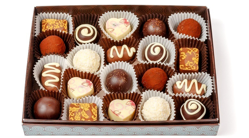 Все девушки любят сладости