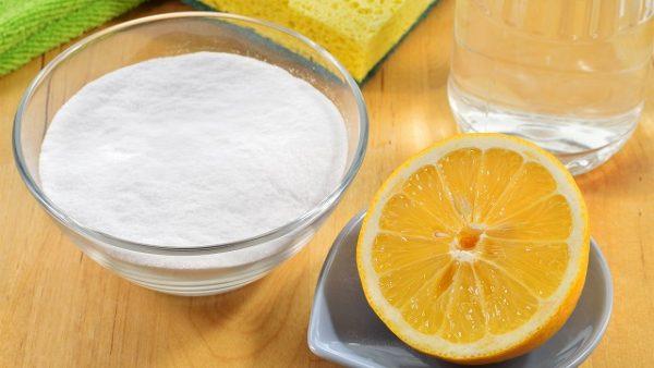 Как почистить ковровое покрытие содой и лимонной кислотой