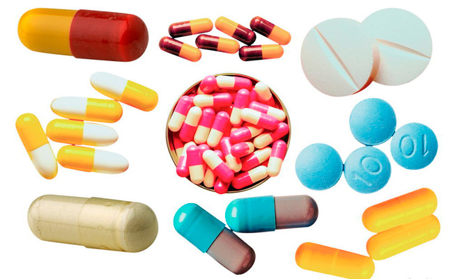 Применение медикаментов строго под присмотром врача